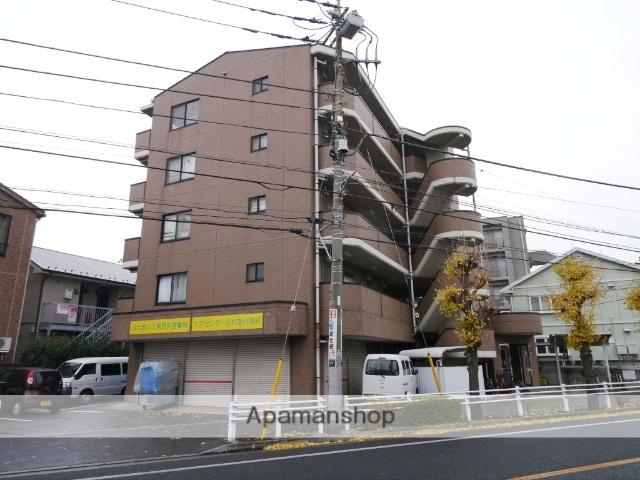 埼玉県所沢市、西所沢駅徒歩19分の築18年 5階建の賃貸マンション