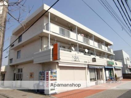 埼玉県所沢市、新秋津駅徒歩22分の築34年 3階建の賃貸マンション