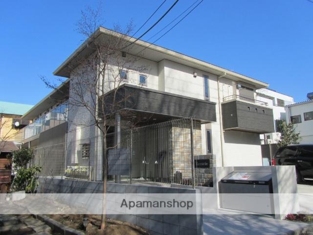 埼玉県所沢市、西所沢駅徒歩21分の築2年 2階建の賃貸アパート