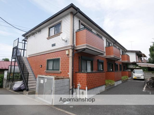 埼玉県所沢市、西所沢駅徒歩23分の築16年 2階建の賃貸アパート