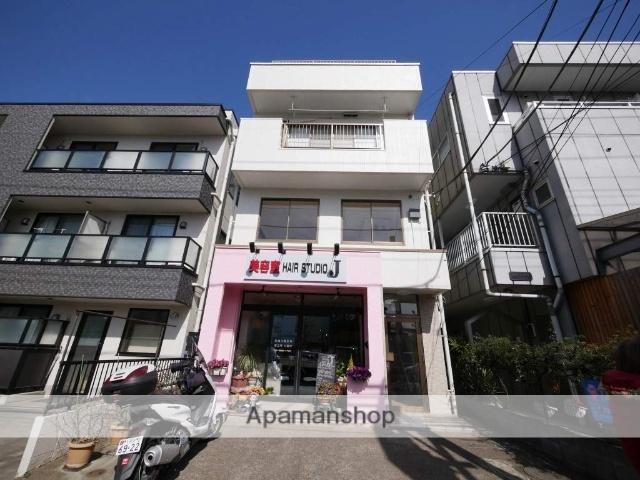 埼玉県所沢市、小手指駅徒歩8分の築33年 3階建の賃貸マンション
