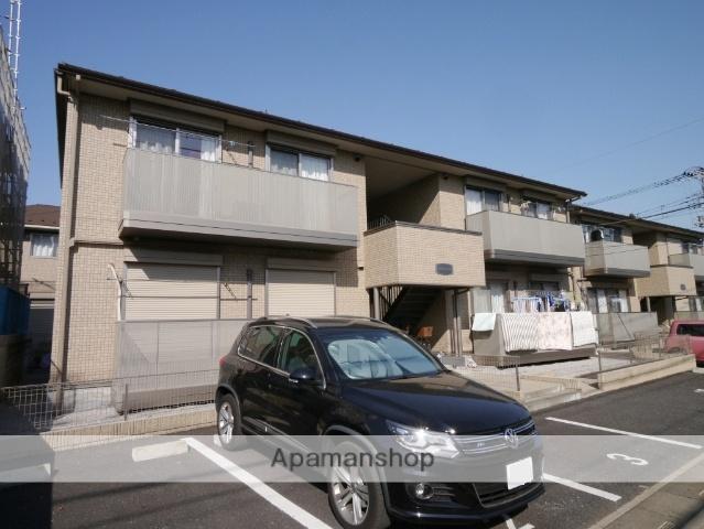 埼玉県所沢市、西所沢駅徒歩29分の築7年 2階建の賃貸アパート