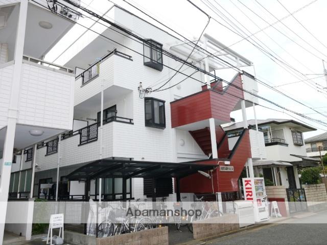 埼玉県所沢市、西所沢駅徒歩19分の築16年 3階建の賃貸マンション