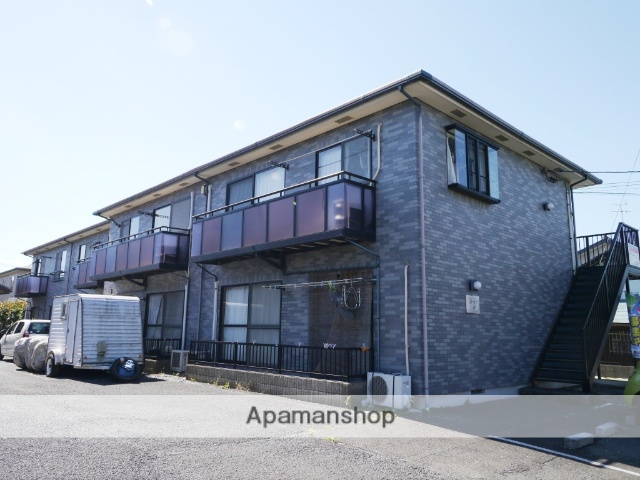 埼玉県所沢市、西所沢駅徒歩18分の築22年 2階建の賃貸アパート