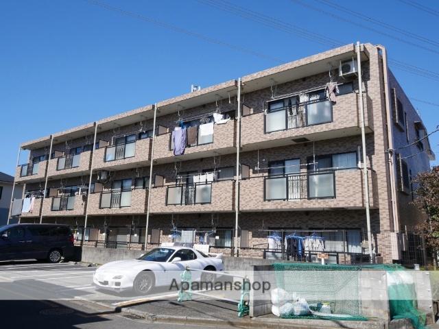 埼玉県所沢市、秋津駅徒歩15分の築16年 3階建の賃貸マンション