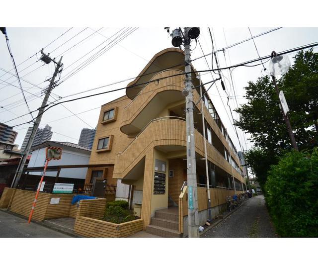 埼玉県所沢市、西所沢駅徒歩19分の築26年 3階建の賃貸マンション