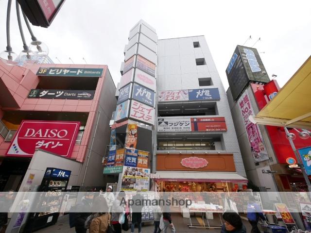 埼玉県所沢市、西所沢駅徒歩19分の築6年 6階建の賃貸マンション