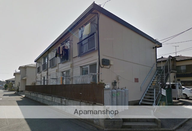 埼玉県所沢市、東所沢駅徒歩13分の築32年 2階建の賃貸アパート