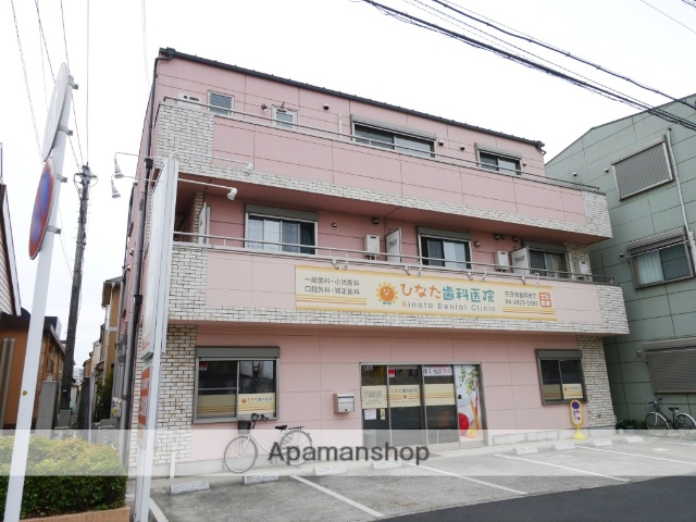埼玉県所沢市、西所沢駅徒歩26分の築14年 3階建の賃貸マンション