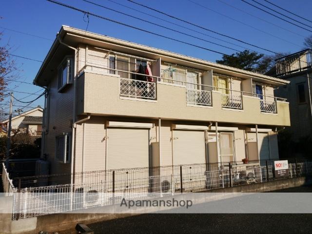 埼玉県所沢市、狭山ヶ丘駅徒歩7分の築23年 2階建の賃貸アパート