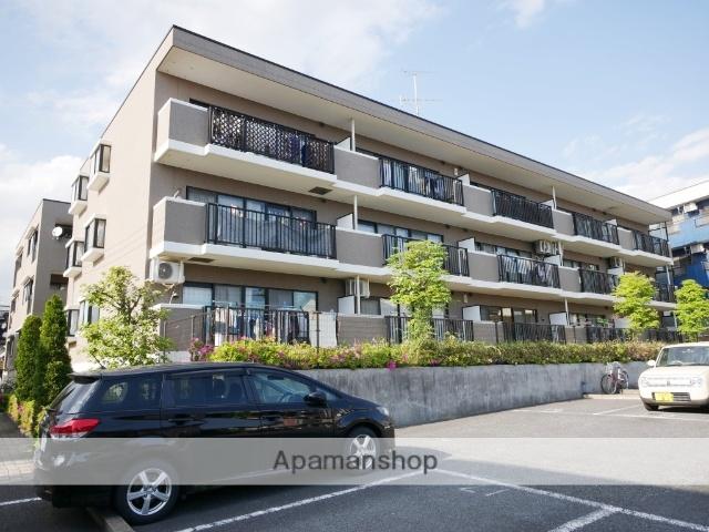 埼玉県所沢市、新秋津駅徒歩28分の築20年 3階建の賃貸マンション