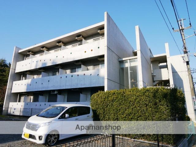 埼玉県所沢市、狭山ヶ丘駅徒歩2分の築17年 3階建の賃貸マンション