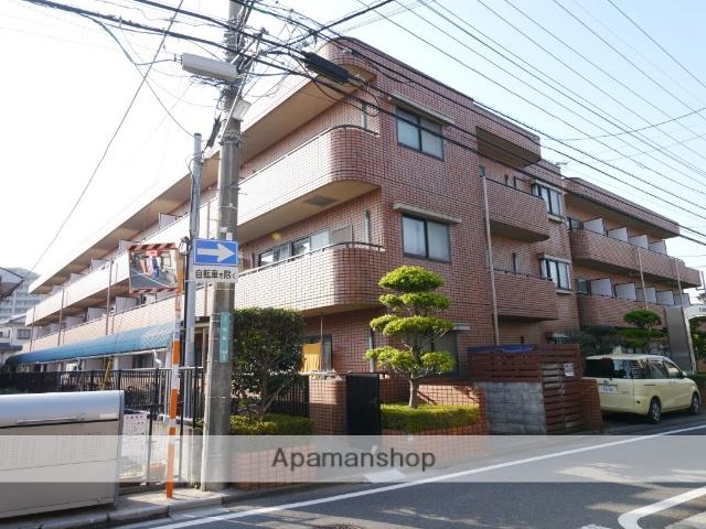 埼玉県所沢市、西所沢駅徒歩21分の築23年 3階建の賃貸マンション
