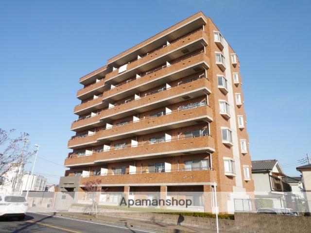 埼玉県所沢市、航空公園駅徒歩25分の築17年 7階建の賃貸マンション