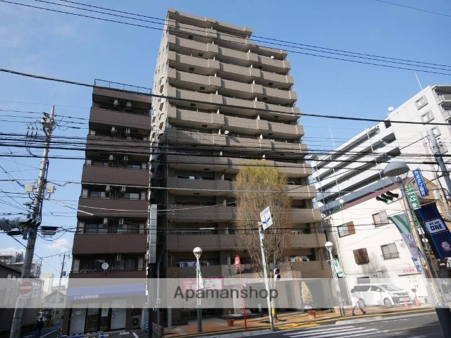 埼玉県所沢市、西所沢駅徒歩17分の築17年 13階建の賃貸マンション