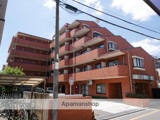 埼玉県所沢市、西所沢駅徒歩18分の築23年 5階建の賃貸マンション