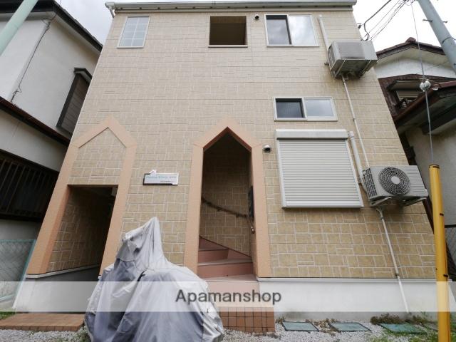埼玉県所沢市、西所沢駅徒歩21分の築13年 2階建の賃貸アパート