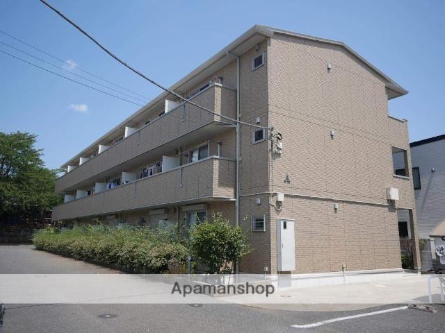 埼玉県入間市、狭山ヶ丘駅徒歩33分の築7年 3階建の賃貸アパート