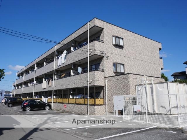 埼玉県所沢市、狭山ヶ丘駅徒歩5分の築24年 3階建の賃貸マンション