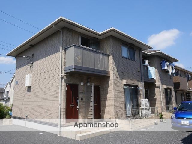 埼玉県所沢市、小手指駅徒歩25分の築4年 2階建の賃貸アパート