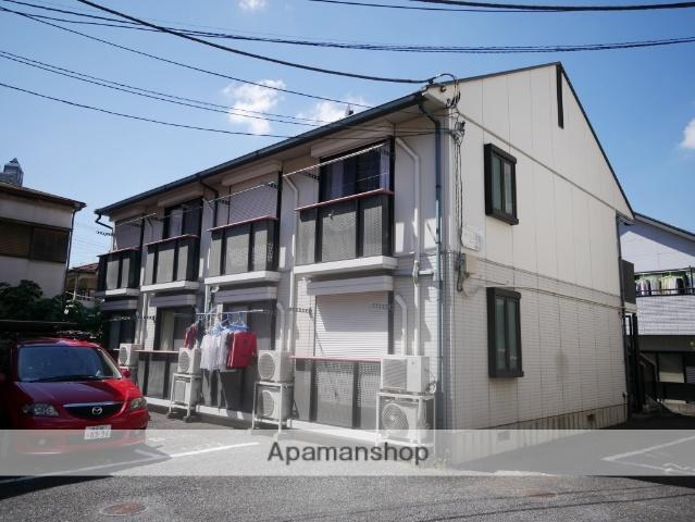 埼玉県所沢市、所沢駅徒歩8分の築22年 2階建の賃貸アパート
