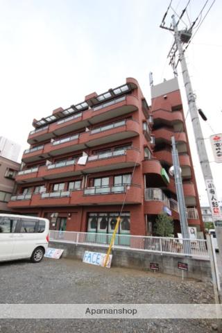 埼玉県所沢市、所沢駅徒歩5分の築21年 5階建の賃貸マンション