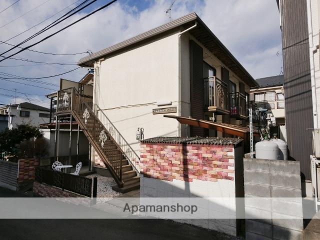 埼玉県所沢市、西所沢駅徒歩6分の築32年 2階建の賃貸アパート