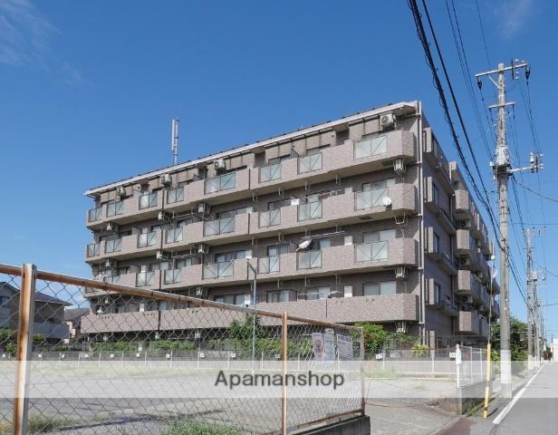 埼玉県所沢市、東所沢駅徒歩3分の築18年 5階建の賃貸マンション