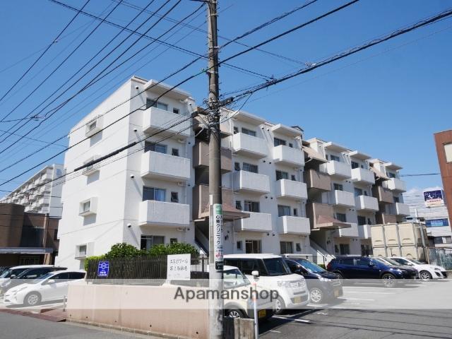 埼玉県所沢市、小手指駅徒歩5分の築33年 4階建の賃貸マンション