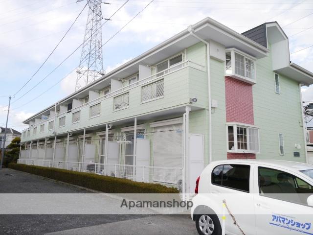 埼玉県所沢市、狭山ヶ丘駅徒歩10分の築22年 2階建の賃貸アパート
