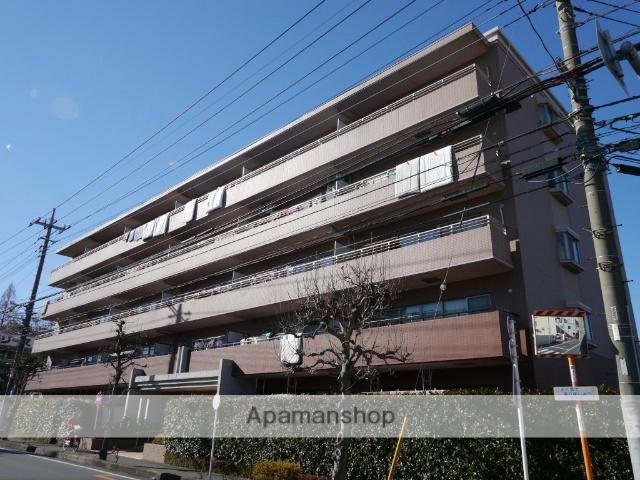 埼玉県所沢市、西所沢駅徒歩14分の築13年 5階建の賃貸マンション