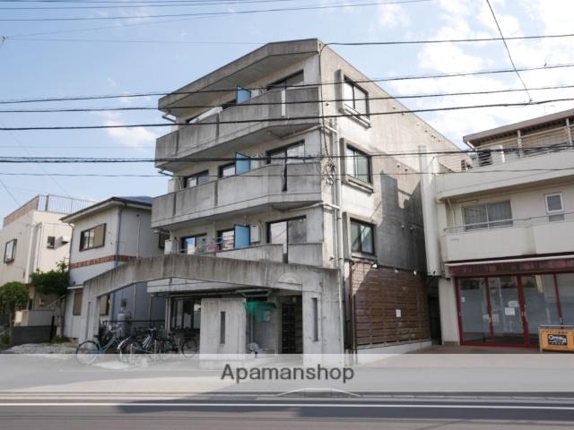 埼玉県所沢市、西所沢駅徒歩14分の築16年 4階建の賃貸マンション