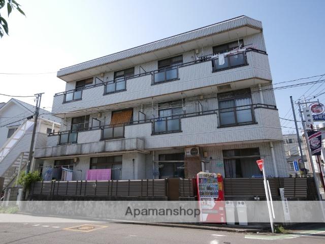 埼玉県所沢市、西所沢駅徒歩15分の築28年 3階建の賃貸マンション