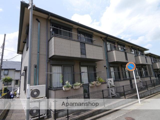埼玉県所沢市、西所沢駅徒歩17分の築17年 2階建の賃貸アパート