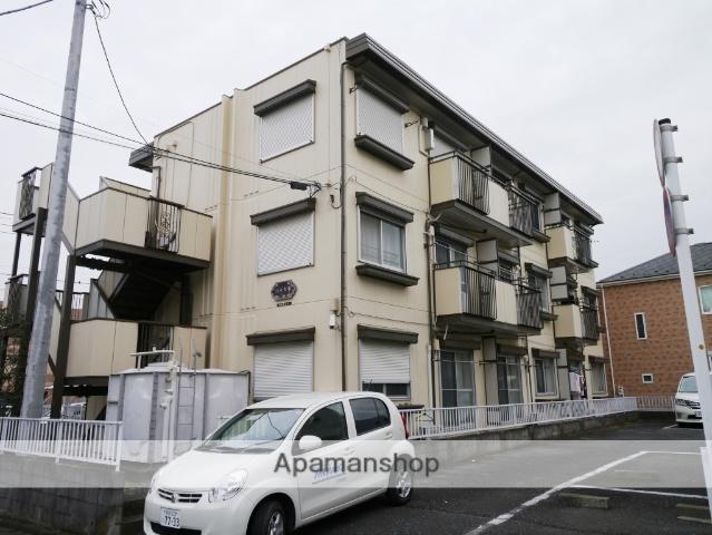 埼玉県所沢市、西所沢駅徒歩19分の築29年 3階建の賃貸アパート