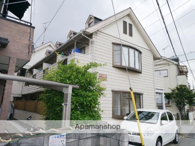 埼玉県所沢市、航空公園駅徒歩28分の築26年 2階建の賃貸アパート