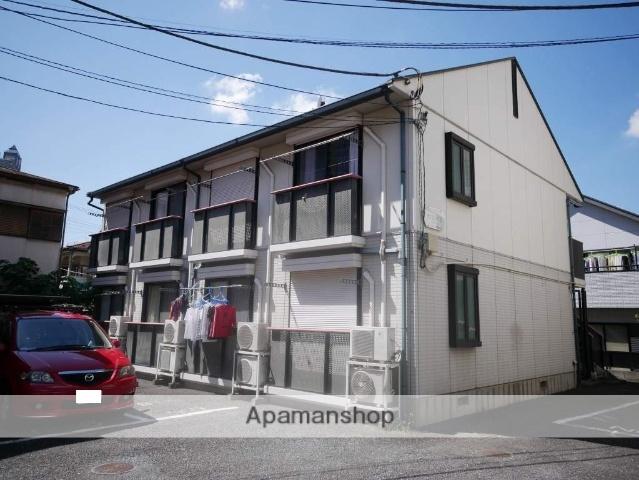 埼玉県所沢市、西所沢駅徒歩19分の築22年 2階建の賃貸アパート