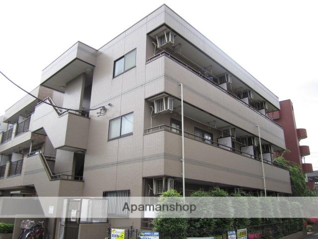 埼玉県所沢市、新秋津駅徒歩29分の築21年 3階建の賃貸マンション