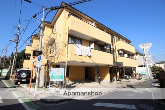 埼玉県所沢市、西所沢駅徒歩12分の築23年 3階建の賃貸マンション