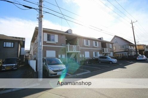 埼玉県所沢市、航空公園駅バス10分中富南下車後徒歩8分の築24年 2階建の賃貸アパート