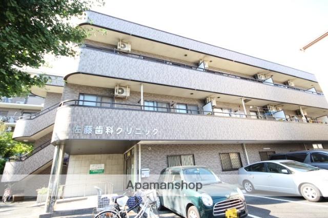 埼玉県所沢市、西所沢駅徒歩20分の築20年 3階建の賃貸マンション