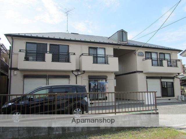 埼玉県所沢市、狭山ヶ丘駅徒歩7分の築24年 2階建の賃貸アパート