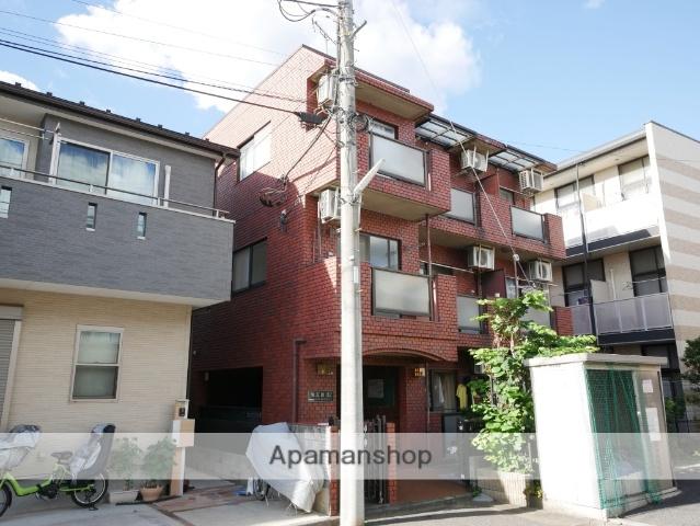 埼玉県所沢市、新秋津駅徒歩30分の築27年 3階建の賃貸マンション