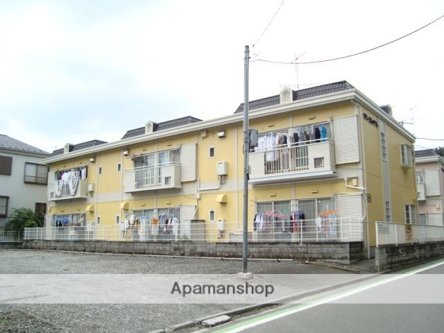 埼玉県所沢市、新秋津駅徒歩19分の築28年 2階建の賃貸アパート