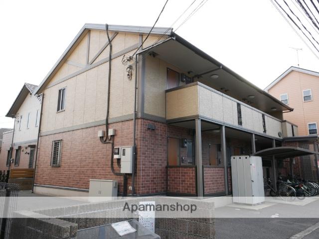 埼玉県所沢市、西所沢駅徒歩25分の築12年 2階建の賃貸アパート