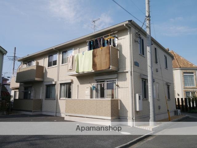 埼玉県所沢市、西所沢駅徒歩39分の築6年 2階建の賃貸アパート