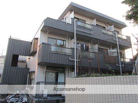 埼玉県所沢市、小手指駅徒歩30分の築30年 3階建の賃貸アパート