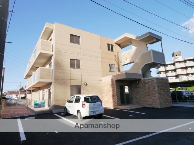 埼玉県所沢市、小手指駅徒歩26分の築2年 3階建の賃貸マンション