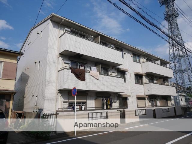 埼玉県所沢市、西所沢駅徒歩15分の築2年 3階建の賃貸マンション