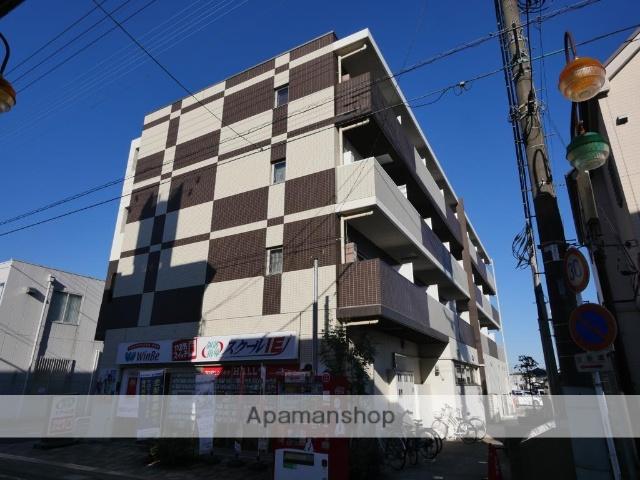 埼玉県狭山市、入曽駅徒歩1分の築1年 4階建の賃貸マンション